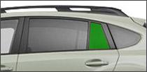 driver side vent back glass Ajax